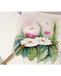 A Watercolor Pad