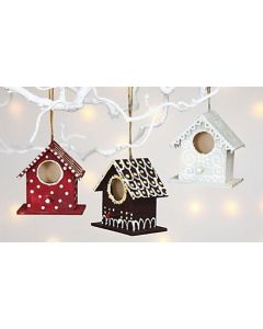Bird House For Decoration