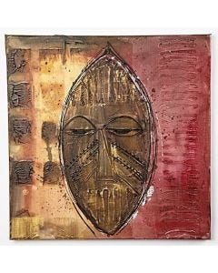 An African Painting