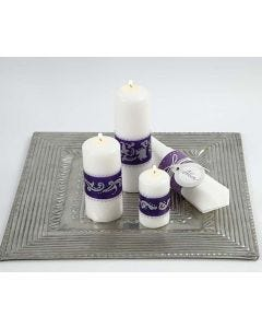 Decorated Candles
