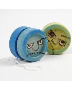 A Yo-yo and a Skipping Rope