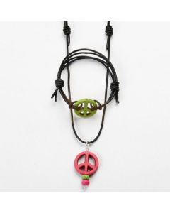 Jewellery with Peace Signs