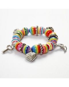 A Bracelet with Fashion Links