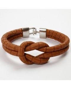 A Bracelet with a Knot