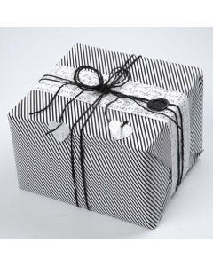 Vivi Gade Design Gift Wrapping (Paris Series) with a waxed Seal