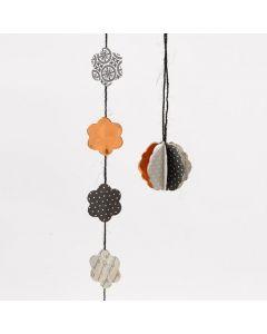 Hanging Decorations using a Fiskars Die