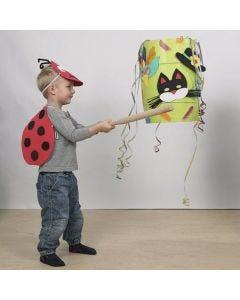 A Ladybird – A Foam Rubber Costume
