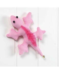 A noisy cuddly Toy