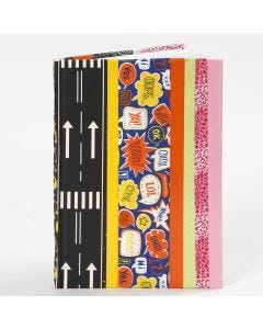 A Book Cover made from Duct Tape