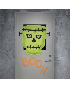 Frankenstein's Monster made from Imitation Fabric