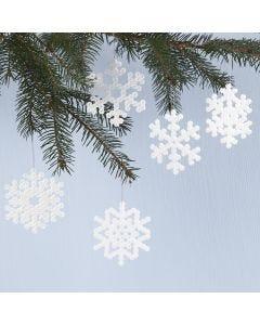 Nabbi Fuse Bead Snowflakes