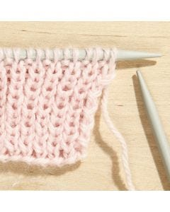How to Rib Stitch