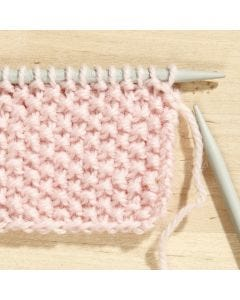 How to knit Seed Stitch Pattern
