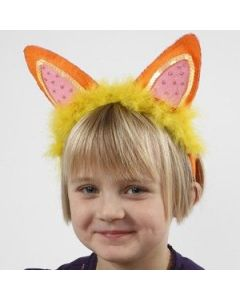 A Hair Band with Ears