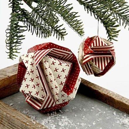 A Japanese Christmas Bauble