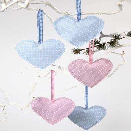 Stuffed Hearts