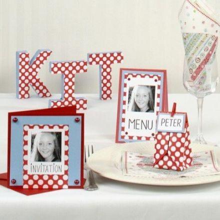 A Party Invitation Card, Congratulations Card Girl