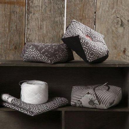 A Pincushion from Vivi Gade Design Fabric