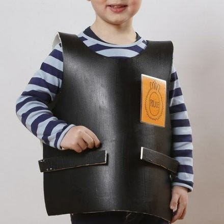 Dressing Up for Role Playing – a  Bulletproof Waistcoat