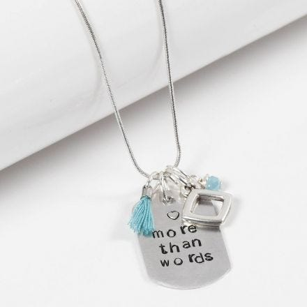A Pendant with a Statement