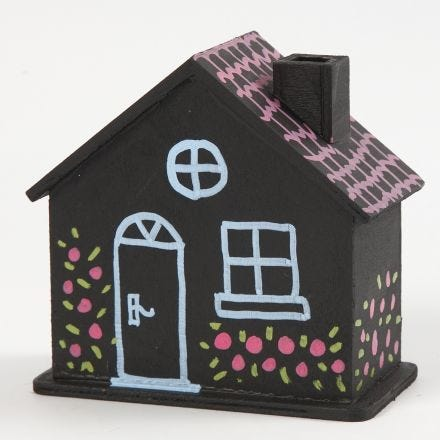 Painting and decorating on Wood