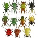 Insects, size 5 cm, 60 pc/ 1 pack