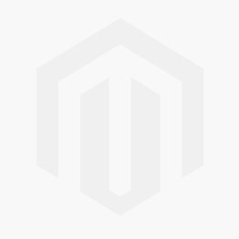A Plastic Mask with Foam Rubber and Neon Paint