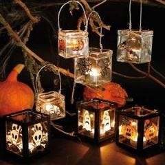 Spooky Candle Holders