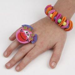 Foam Rubber Jewellery