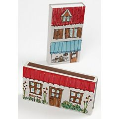 A Cardboard Matchbox