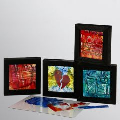 3D Frame With Glass