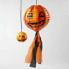 Floating Pumpkins