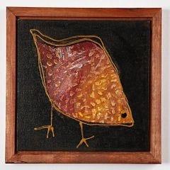 African inspired birds