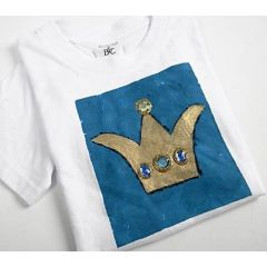 T-shirts with Princess Crowns