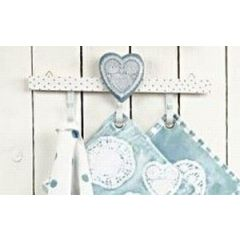 A Coat Rack with a Heart