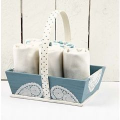 A Basket with a Handle