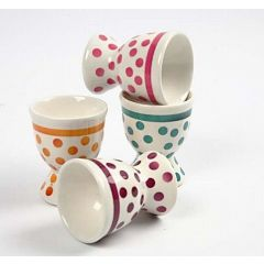 Porcelain with Dots