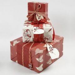 Beautiful Gift Wrapping in Vivi Gade Design