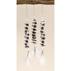 A Hanging Decoration from Concertinas