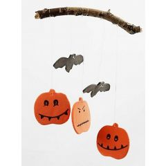 Silk Clay Hanging Decorations