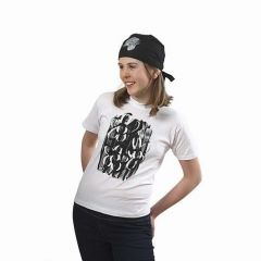 T-Shirts with Fabric Print