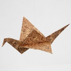 Origami Birds made from Oslo Nature Origami Paper