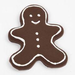 A Silk Clay Gingerbread Man
