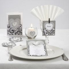 Card Series with Vellum Paper Hearts, wood Stickers & Rhinestones