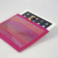 A Felt Cover for an iPad or an iPhone