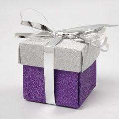 A folding Box with Deco Foil