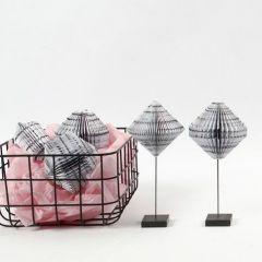 Book Folding from a Block of Vivi Gade Design Paper