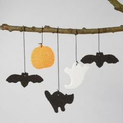 Foam Clay Shapes for Halloween