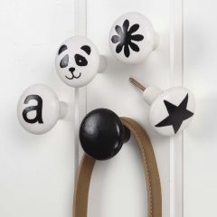 Terracotta Hooks decorated with Paint and Markers