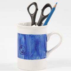 Relief Technique on Porcelain